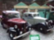 Jowett cars Bradford Industrial Museum