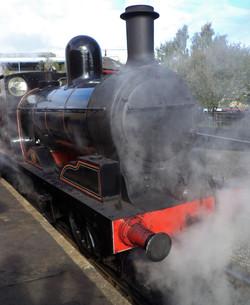 Worth Valley Railway Keighley