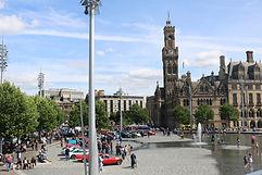Bradford City Hall Bradford West Yorkshire