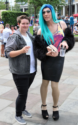 Cracking day at Bradford pride