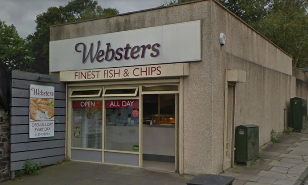Websters fish & chips