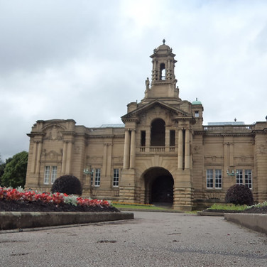 Cartwright Hall Gardens