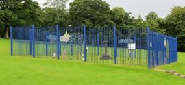 Lister Park Weather Station