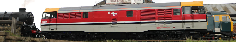 trio of trains