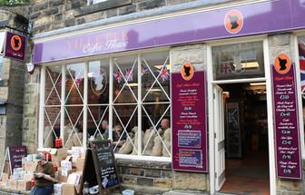 Villette coffee house