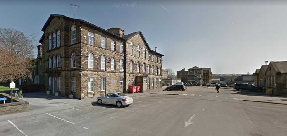 St Lukes Hospital Bradford