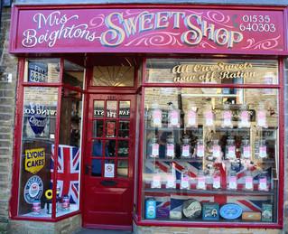 Mrs Beightons Sweet Shop