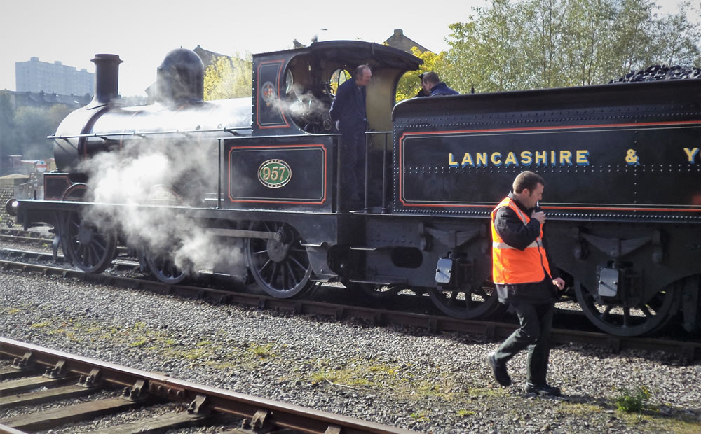 Lancashire and Yorkshire Railway Class 2