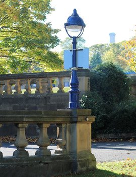 Lister park Light