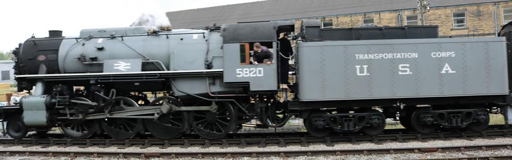 Locomotive S160 5820