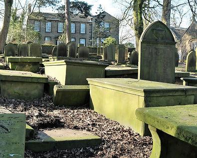 Bronte parsonage graveyard.jpg
