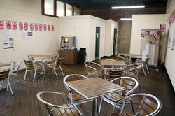 Bradford Industrial Museum seating area.