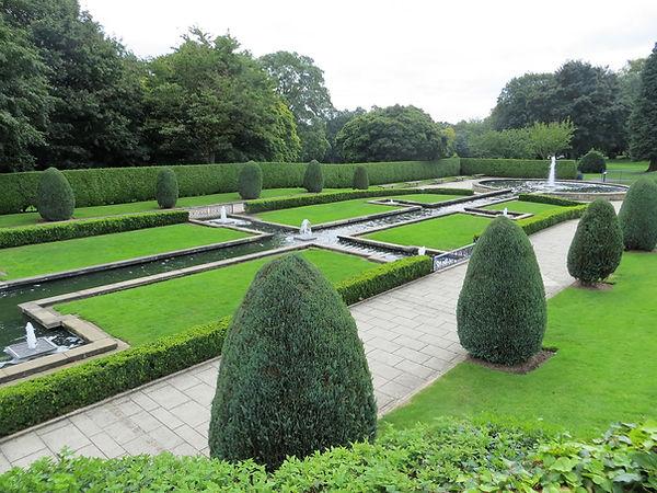 Mmughal garden Lister park