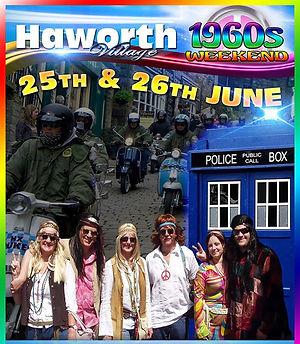 Haworth 1960s event