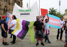 To the point Bradford Pride