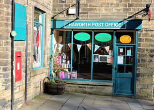 Haworth Post office