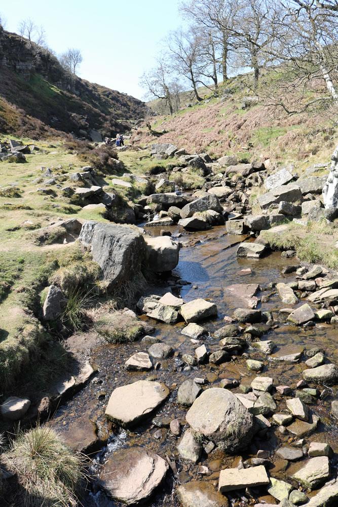 Bronte falls stream