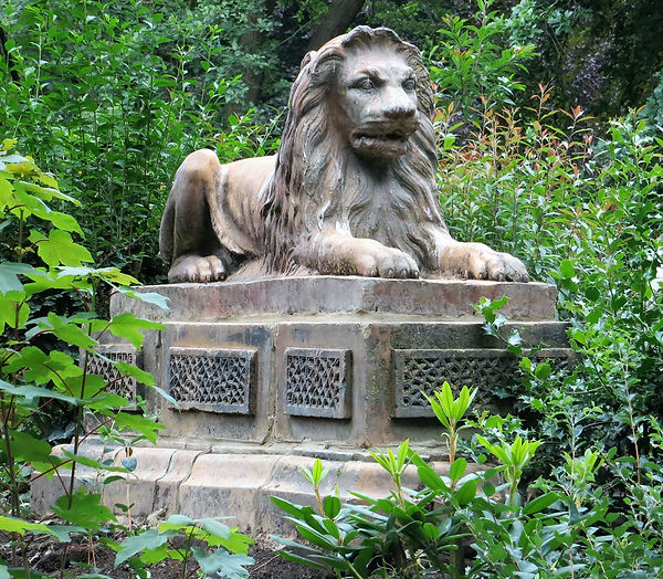 lion lister park boating lake