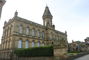 Victoria hall saltaire