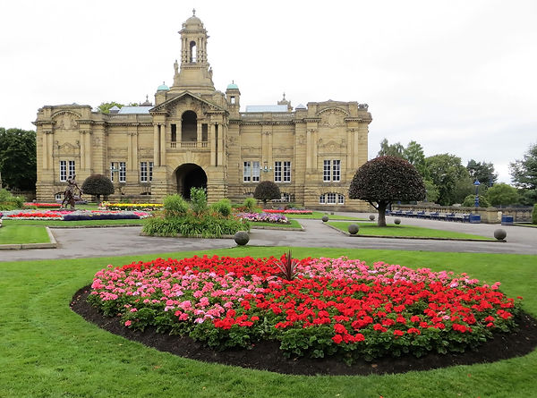 Cartwright Hall museum and art gallery