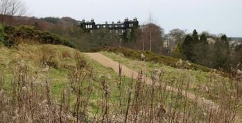 View from Ilkley Tarn