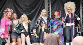 Gay Pride Bradford 2019