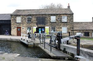British Waterways offices, Dobson Lock (Grade 11 Listed).