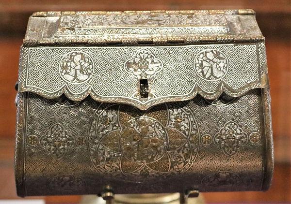 Islamic inlaid brassware.jpg