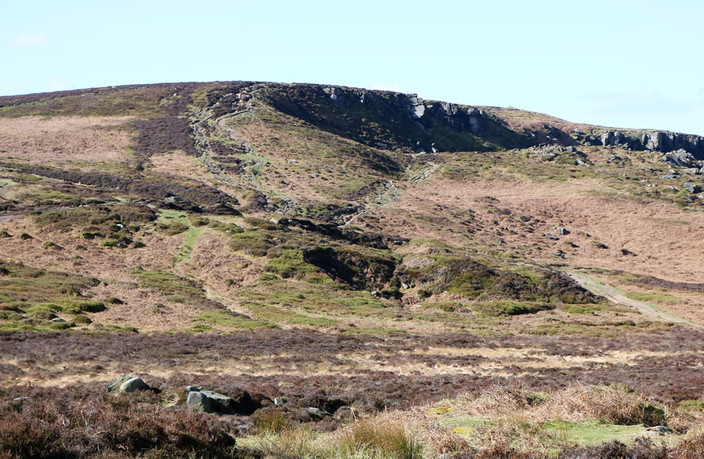 Ilkley moor looking from cow and calf.jp