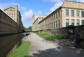 Saltaire mill & New mill