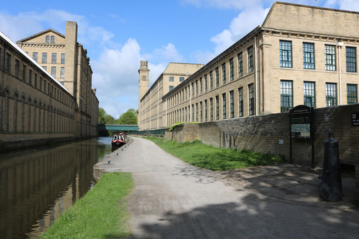 Salts mill and New mill