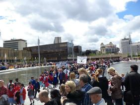 olympic city park bradfrod uk
