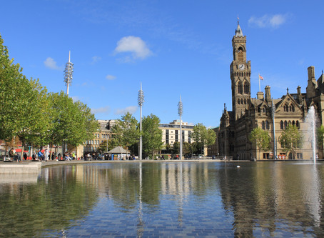 Welcome to Our New Website DISCOVER BRADFORD