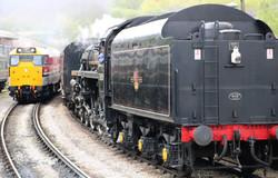 Standard Class 4MT 4-6-0 No
