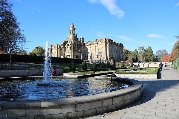 Mughal garden Bradford UK