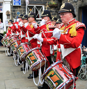 The Yorkshire Volunteers Brass Band