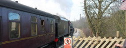 Hawoth steam train