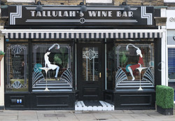 Tallulah wine and cocktail bar