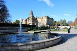 The Mughal Gardens Lister Park