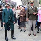 German Costume Haworth 1940s