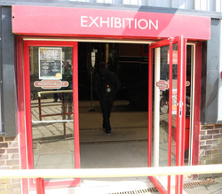 Oxenhope rail exhibition