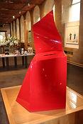 Hockney postbox cube