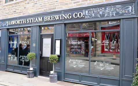 Haworth steam brewing