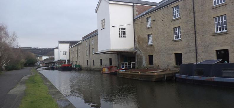 Shipley Wharf