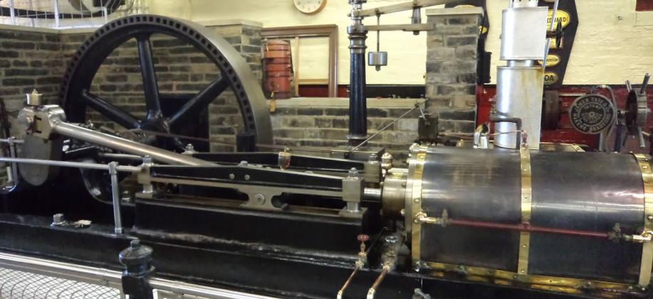 Bradford Industrial Museum motive power