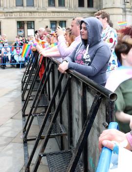 Gay pride cisitors 2019