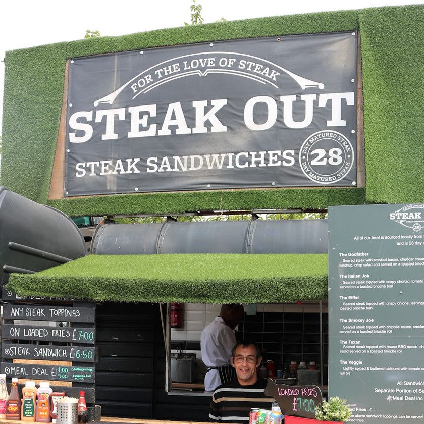 Steak out Bradford food festival 2019