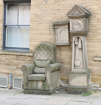 Timothy Shutter's clock Bradford