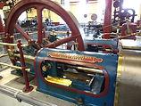 Steam engine Bradford Industrial Museum