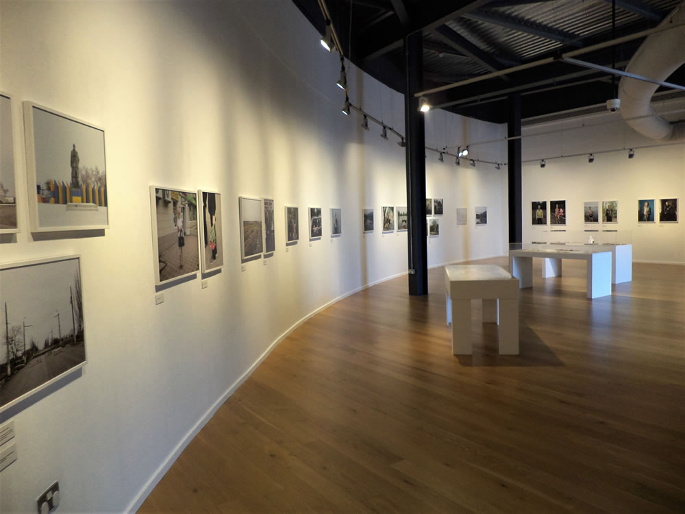 Impressions gallery Bradford